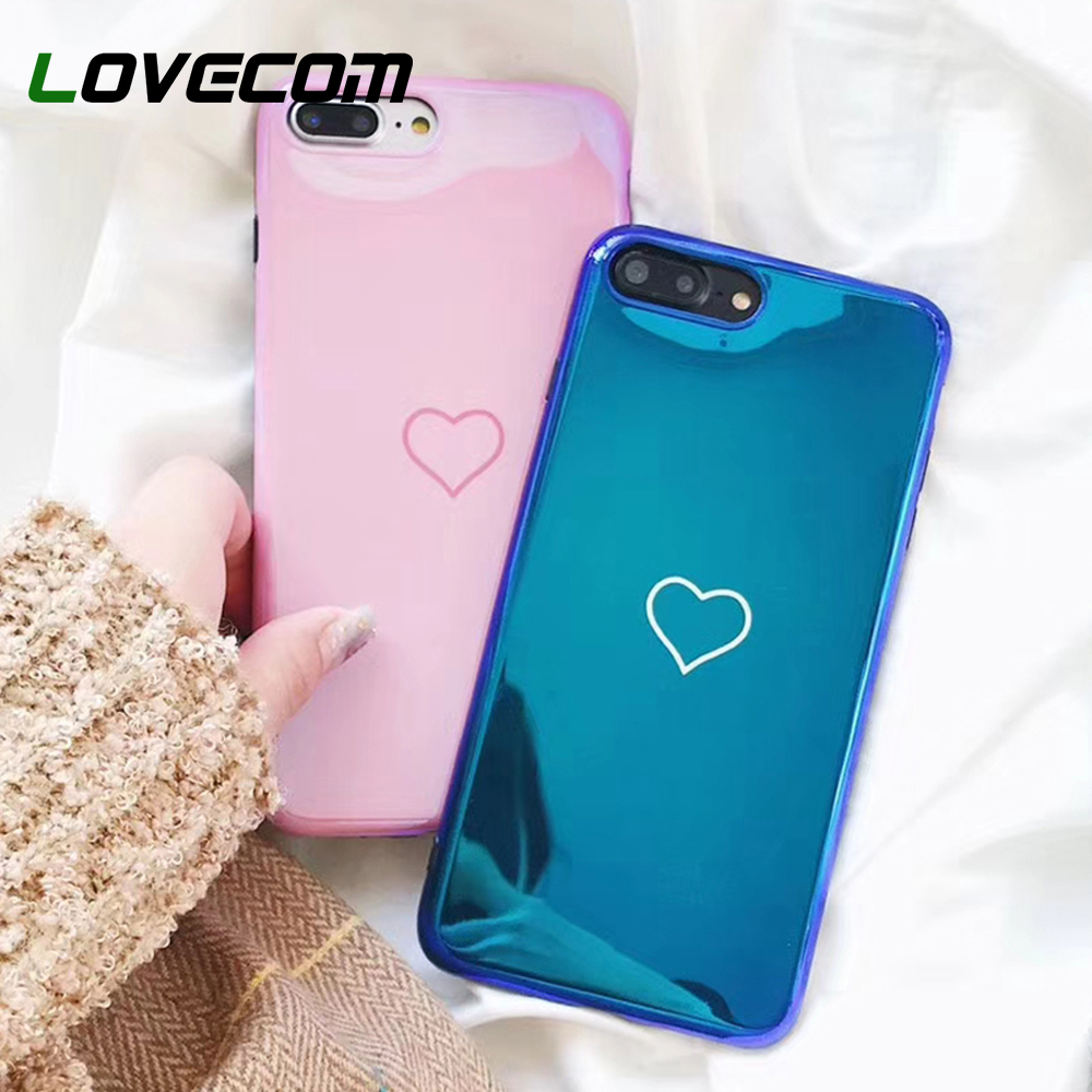 LOVECOM Blu Ray Phone Case For iPhone 6 6S 7 8 Plus X Hot