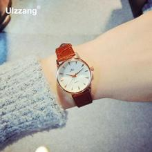 New HOT Women's Watches Gold Quartz Bracelet Small Dial Ultra Thin Women Ladies Wristwatch Female Dress Leisure Vintage Watch