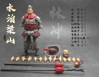 In stock item Water Margin 3.75'' action figure birthday present collection model