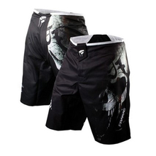 Men Boxing Shorts MMA Trunks Bad Bo Fight Shorts Jiu Jitsu Muay Thai Pants Thin Muay Thai Training Shorts