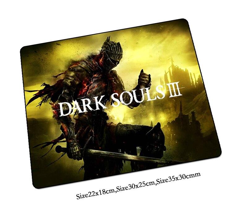Dark Souls коврик для мыши великолепные игровой коврик для мыши геймер Коврик Для Мыши Pad игры компьютерный мультфильм стол padmouse Клавиатура ноут...