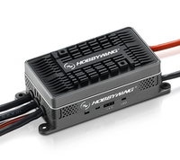 Hobbywing Platinum HV 200A V4 6 14S Lipo for RC Helicopter