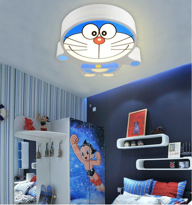 Ceiling Lights Doraemon Cartoon Child Led Ceiling Lamp