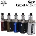Original IJOY Cigpet Hormiga 80 w Cuadro vape Starter Kit 80 W TC Cigpet Hormiga Hormiga mod con 1.8 ml Atomizador Cigarrillo Electrónico Vape Kit