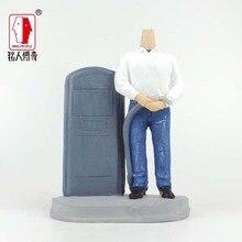 Cake Topper custom avatar creative gift customized real doll custom clay dolls fixed resin body DR969