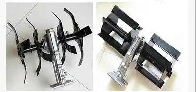 Tondeuse quatre temps nouage désherbage machine désherbage roue oblique couteau désherbage roue lâche sol rouleau sol travail du sol machine