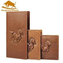 100% TOP cow genuine leather men wallets 2018 men wallet Multi-pattern purse vintage designer male  card holder bag free ship недорго, оригинальная цена
