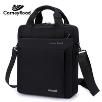 Carneyroad Handbag Men High Quality Waterproof Business Shoulder bags For Men Fashion Oxford Messenger Bags Ipad Crossbody bags