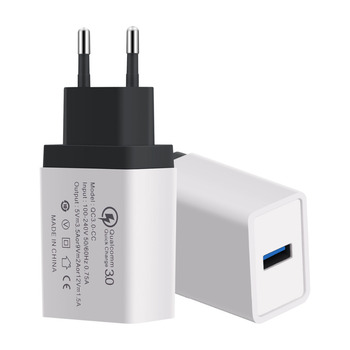 Charge for iphone QC3.0 Mobile Phone Charging in cars Adapter For Huawei Samsung Xiaomi ipad quick charge QC 3.0 usb car charger