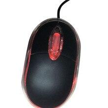 Надежные Игровые мыши дизайн 1200 dpi USB Проводная оптическая игровая мышь Мышь для ПК ноутбука