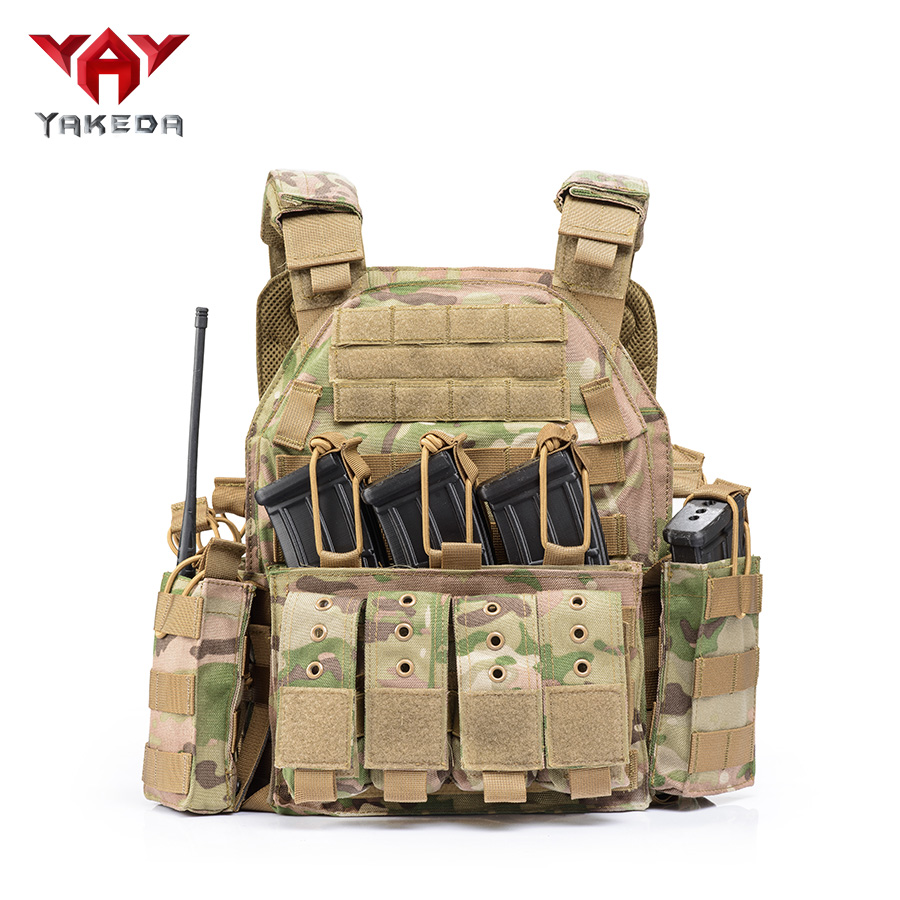 Forces Combat Training Vest, Army Fans Outdoor Vest Cs Game Vest,expand Training Field Equipment