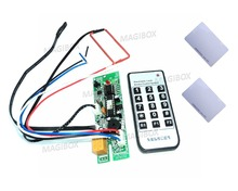 Embedded RFID board Proximity Door Access Control System intercom module + Infrared handle