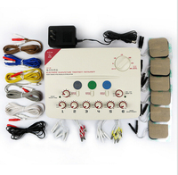 6 Output Channel TENS Machine Health Multi Functional Acupuncture Stimulation Acupuncture Massage Needles Stimulator