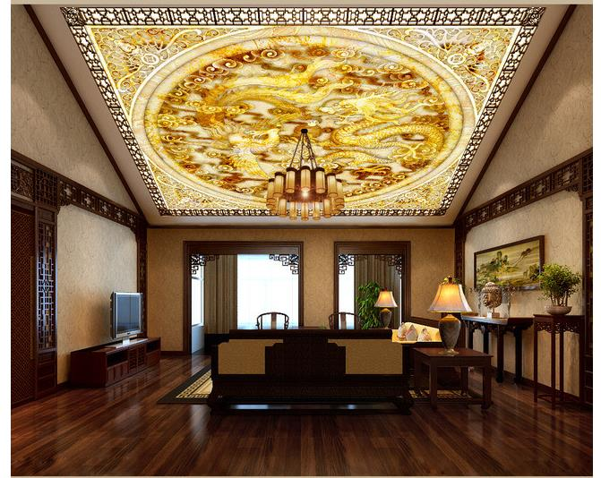 3d ceiling murals wallpaper Dragon marble zenith relief wallpaper 3d ceiling 3d customized wallpaper 3d model stl relief stl format 3d model relief for cnc in stl file format clock 32