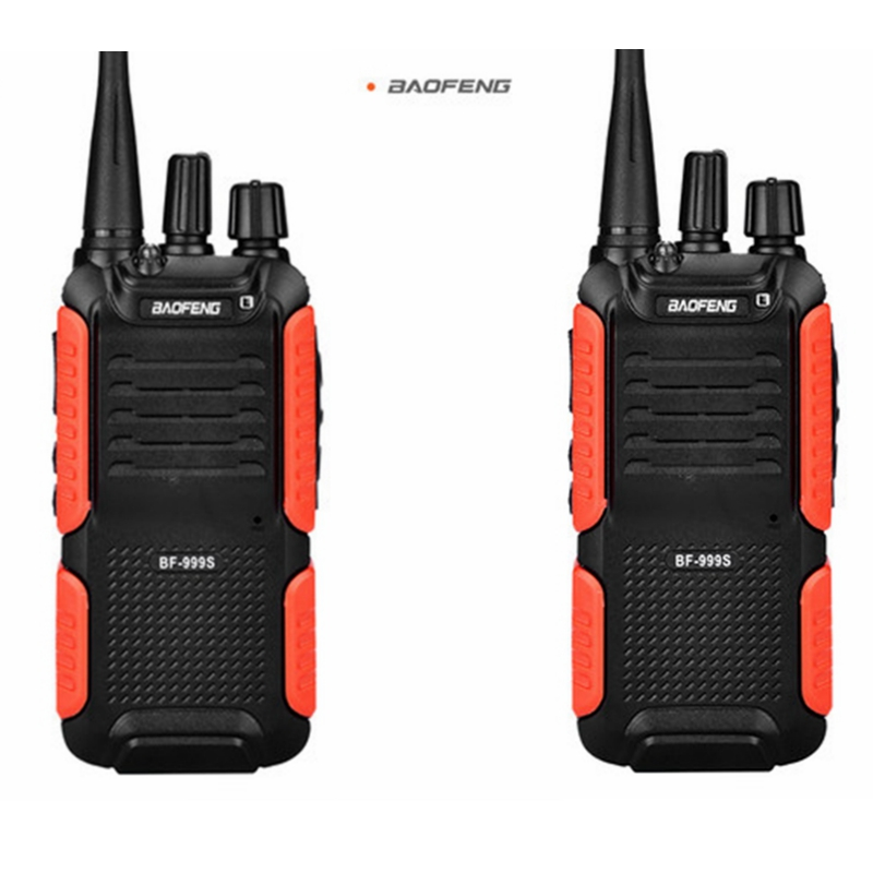 Baofeng-99 walkie talkie portable ham CB radio for hunting 400-470mhz baofeng accessories walkie talkie 10km FM radio transmiter