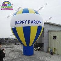 도매 중국 공급 5 메터 H 풍선 광고 낙하산 풍선, 옥스포드 풍선 송풍기 독특한 선물 아이디어 풍선