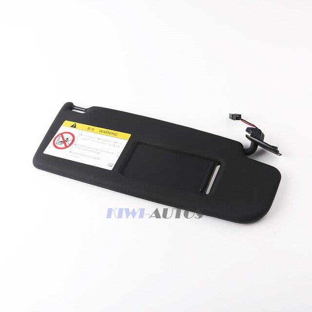 OEM Sun Visor Right Side Black Fit VW PASSAT B7 CC JETTA MK5 1K0 857552A 1K0 857 552A