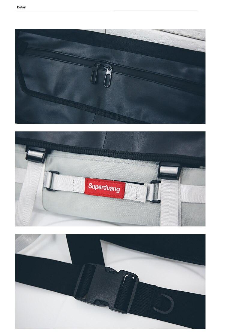 Bag Men's Genuine Messenger Shoulder Bag for Men Business Laptop Briefcase Male Crossbody Bags for Documents 18