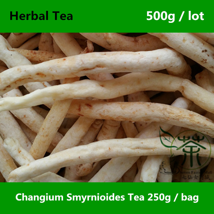Featured Wild Changium Smyrnioides Tea 500g Quality Assurance Excellent Changium Dry Root font b Health b