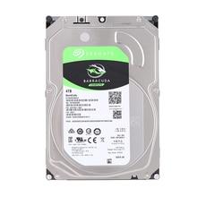 سيجيت 4 تيرا بايت سطح المكتب HDD الداخلية قرص صلب محرك 5900 RPM SATA 6 جيجابايت/ثانية 256MB مخبأ 3.5 بوصة HDD محرك القرص للكمبيوتر ST4000DM004