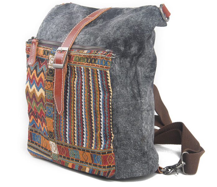 etn bag brand high quality hot popular unisex women men canvas backpack female male ethnic printing style fashion travel bags aosbos fashion portable insulated canvas lunch bag thermal food picnic lunch bags for women kids men cooler lunch box bag tote