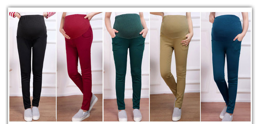 warm pants for pregnant women