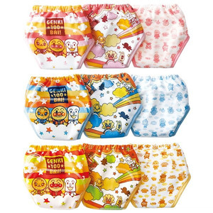 3 pcs/lot hot Baby Training Pants with boys & girls for 0-24 months babay 100% cotton soft fashion TRX0005(China)