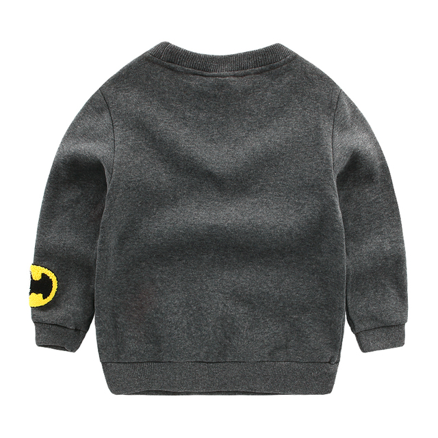 The boy sweater coat thin cashmere long sleeved T-shirt 2017 new spring coat kids children baby boomer U4048