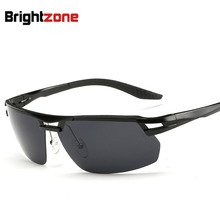 Aluminum Magnesium Polarized Light Sunglasses Man Sunglasses Outdoors New Glasses Glasses oculos de sol gafas