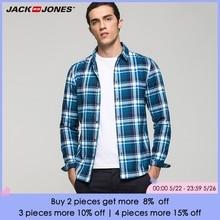 Jack Jones COTTON 100% fashion casual slim fit version multi