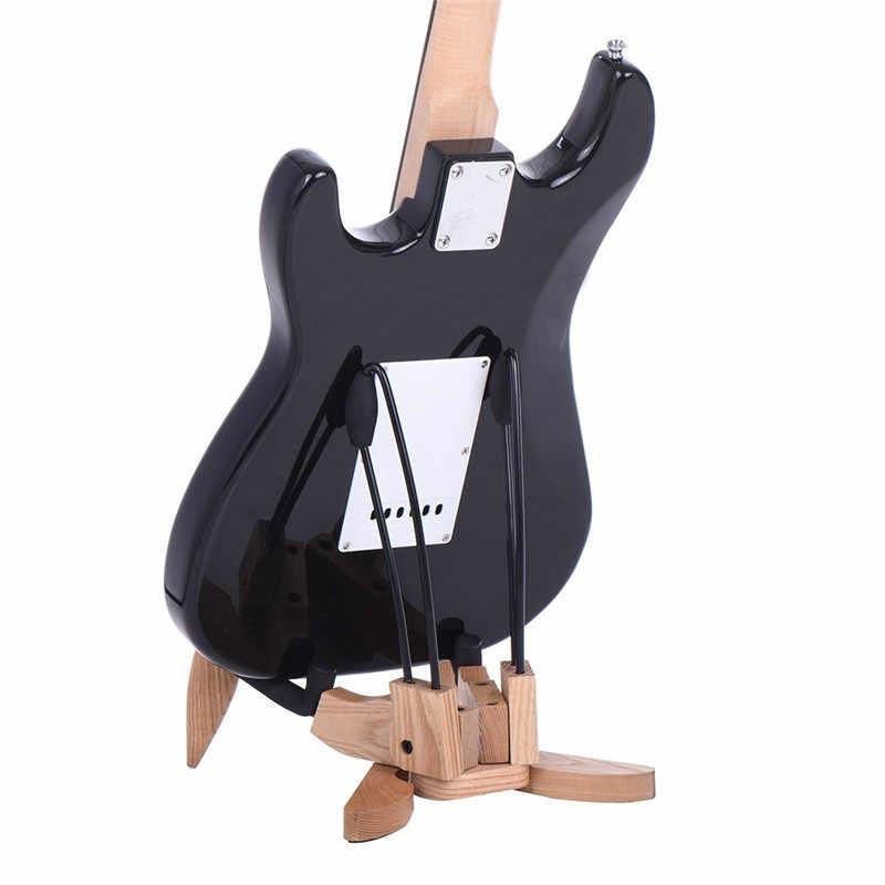 الصلبة للطي للطي التشيلو الكهربائية حامل جيتار آلة موسيقية قوس حامل الملحقات الموسيقية