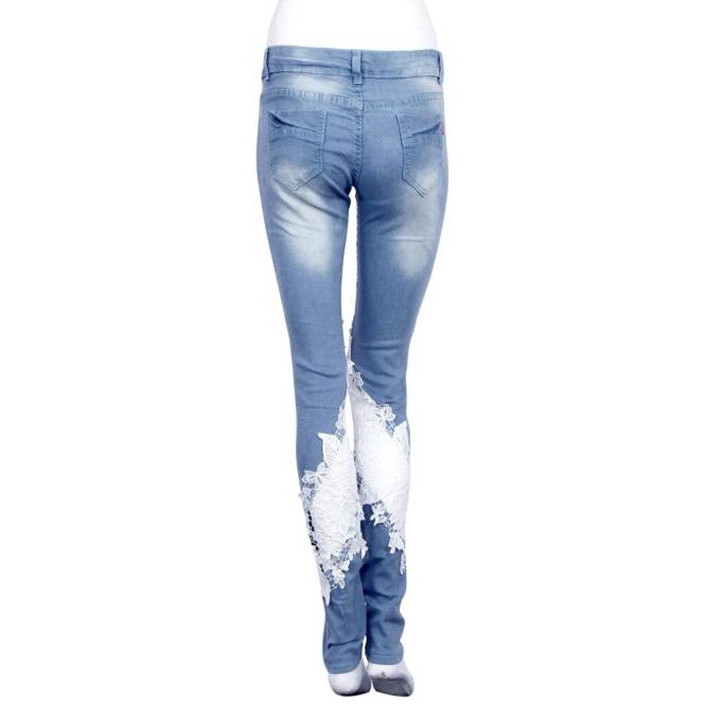Amazon Lace Jeans 4