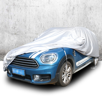 1pcs PEVA special size car cover for BMW MINI cooper one coutryman clubman paceman R55 R56 R60 R61 F54 F55 F56 F60 car styling