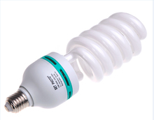 New E27 220V 5500K 135W Photo Studio Bulb Video Light Photography Daylight Lamp for Digital Camera Photography