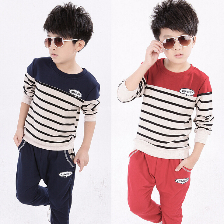 2015 New Baby Boys Clothing Sets Boy Clothes Kids Clothes