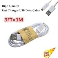 20 шт. кабель Micro USB 1 м Быстрая зарядка USB синхронизация данных мобильный телефон Android кабель для зарядного устройства для samsung Huawei VIVO Oppo