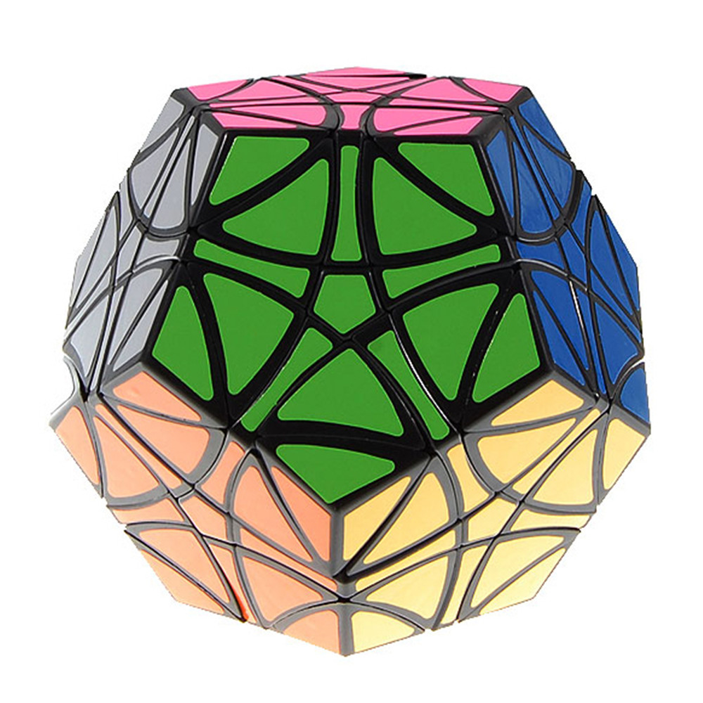 MF8 hélicoptère Dodecahedron cubo magico cube-corps noir