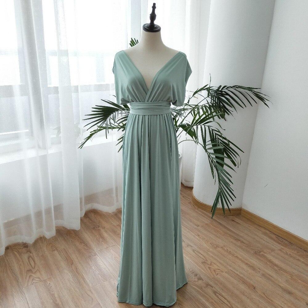 Light Blue Bridesmaid Dresses Wedding Guest Dresses Vestido Festa
