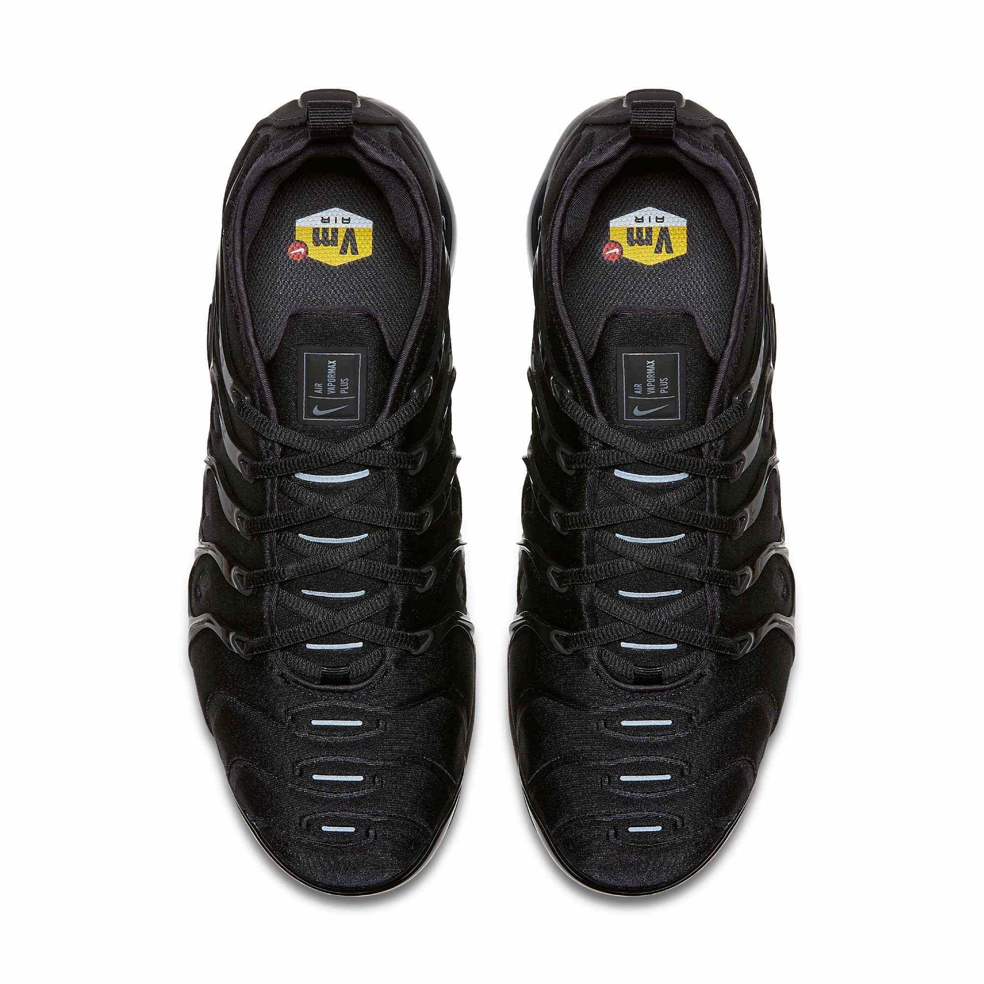 e79aaf760296 ... Original New Arrival Authentic NIKE AIR VAPORMAX PLUS Mens Running  Shoes Sneakers 924453 Outdoor Walking jogging ...