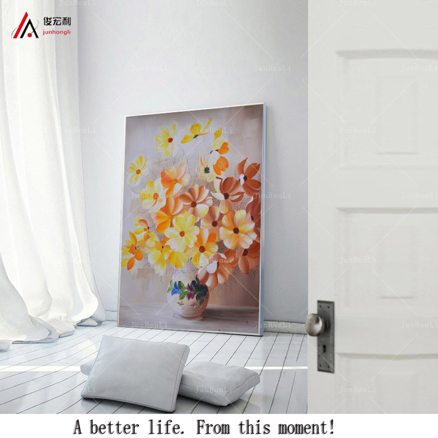 painting on the wallAliexpresscom  Buy modern large canvas painting on the wall