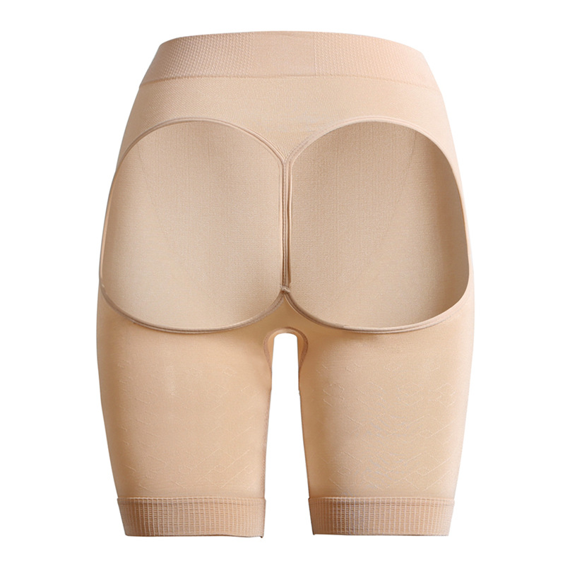 Quality Women Black Butt Lifter Open Bottom Tummy Control Hot Stovepipe Buttock Enhancer Slimming Leg Trimming Bustiers & Corsets