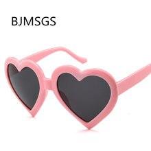 292c2765d5e48b Rose En Forme de Coeur lunettes de Soleil Femmes Dames De Mode Marque  Designer Lunettes Coeurs Soleil Lunettes UV400 Fille Oculo.