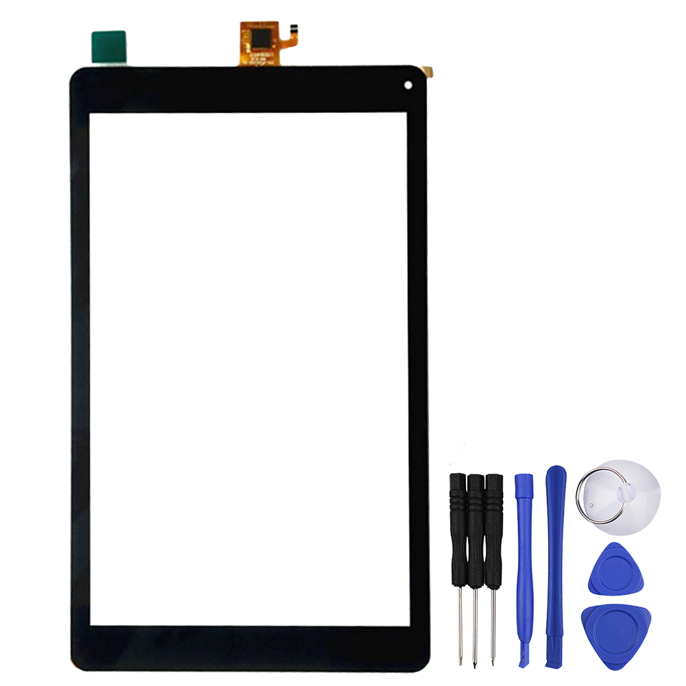 New 10.1 inch Touch Screen for  MultiPad Wize 3341 3G PMT3341 3G Panel Digitizer Glass Sensor 10 1 inch new for multipad wize 3341 3g pmt3341 3g touch screen panel digitizer glass sensor