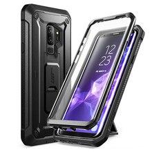 Pour Samsung Galaxy S9 Plus étui SUPCASE UB Pro housse de protection robuste antichoc avec protection décran intégrée et béquille