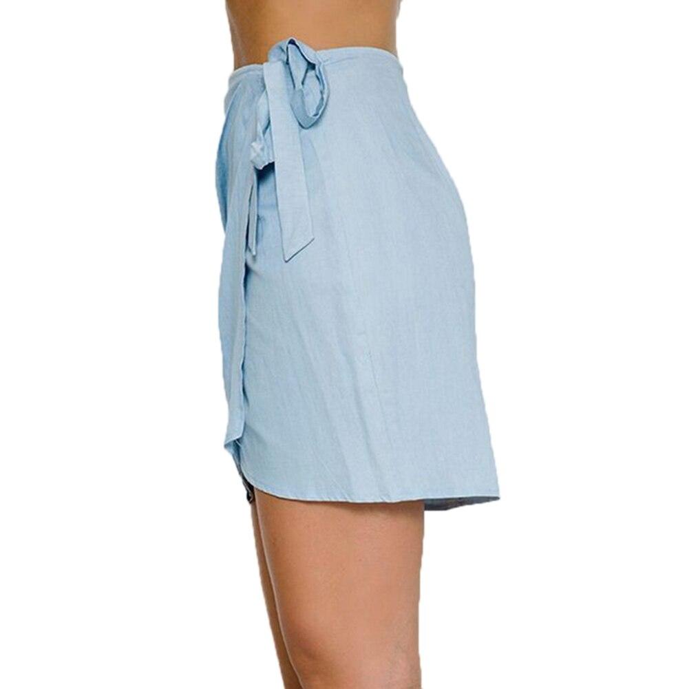 HTB1Peb6RFXXXXbkXFXXq6xXFXXX0 - 2017 Fashion Women's Ladies Skirt Summer Beach Strap Irregular Casual Sundress Hip Skirt PTC 281
