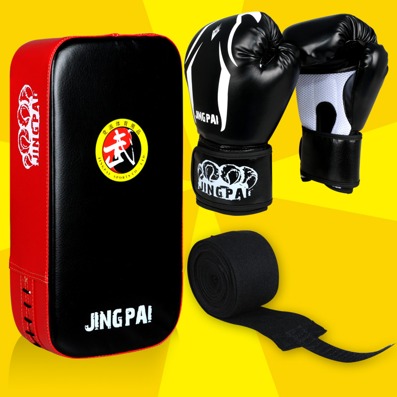 LITE ORANGE HAND WRAPS WRIST SUPPORTS FOR MUAY THAI TRAINING AND FIGHTING 2.5m
