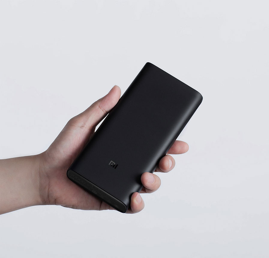 Внешний аккумулятор Xiaomi Power Bank 3