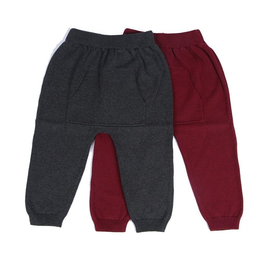 Ins Wol Anak Laki Laki Perempuan Celana Legging Tahun Baru Bayi Gadis Pakaian Katun Celana Hangat Rumah Rajutan Longgar Kasual Bayi Celana Celana Aliexpress