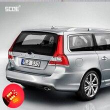 Для Volvo XC70 SCOE новинка высокое качество 2X 30SMD светодиодный тормоз/Стоп/парковка/задние габаритные огни/источник света автомобилей Стайлинг
