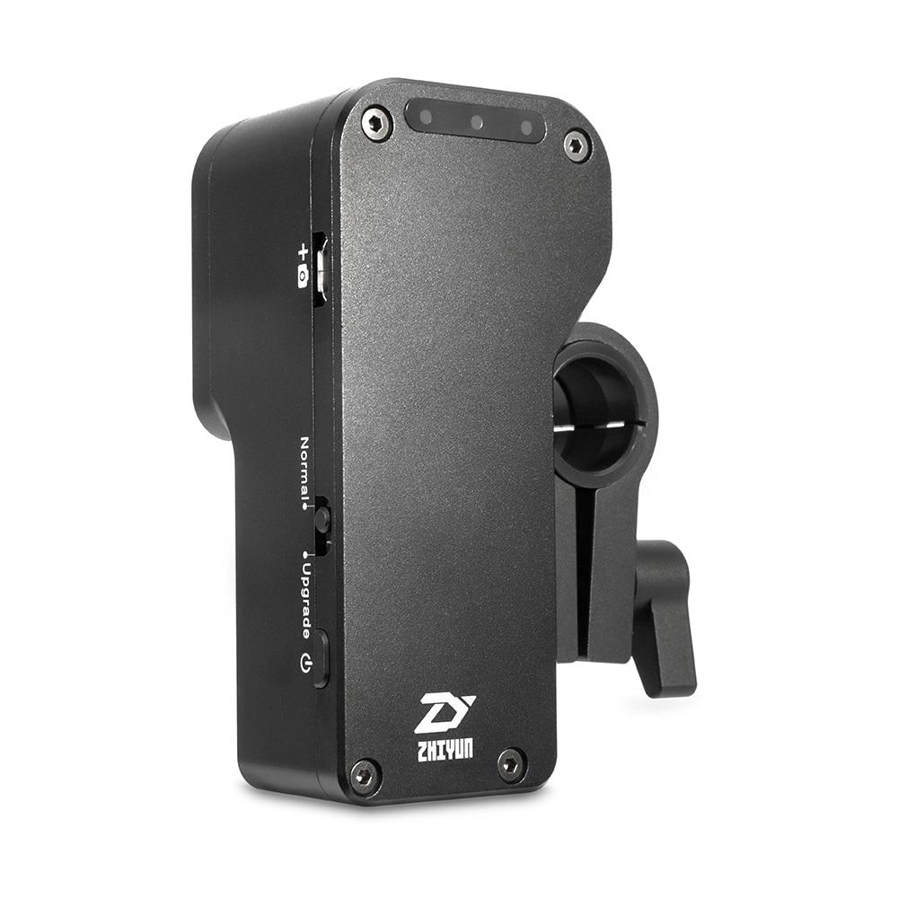 ZHIYUN Official Crane 2 Servo Follow Focus for All Canon Nikon Sony Panasonic DSLR Camera With Zhiyun Handeld Gimbal 7